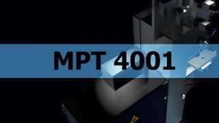 Машина рельефной сварки типа МРТ 4001