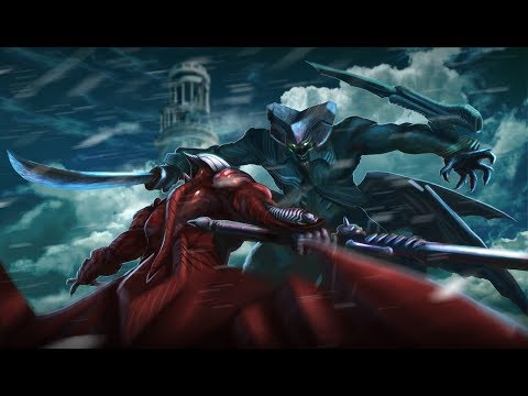 Devil May Cry 3 Vergil DMD thumbnail