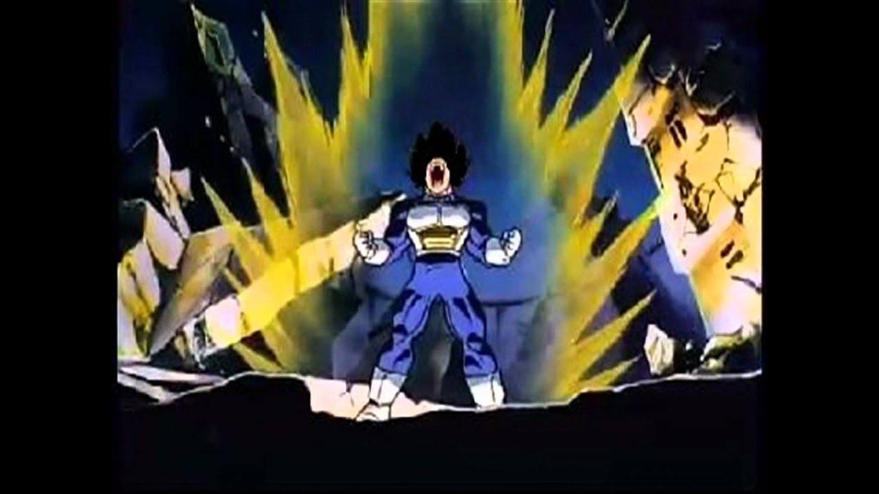 Vegeta goes false super saiyan fanmade youtube - Vegeta super sayen ...