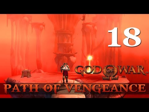 [18] Path of Vengeance (Let's Play God of War series w/ GaLm)