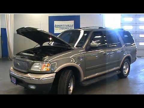 2000 Ford Expedition Eddie Bauer >> 1999 Ford Expedition Eddie Bauer Edition - YouTube