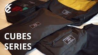 Paket Perlengkapan 9 IN 1 TOILETRIES & PACKING CUBES ORGANIZER