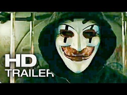 WHO AM I Offizieller Trailer Deutsch German | 2014 Elyas M'Barek [HD]