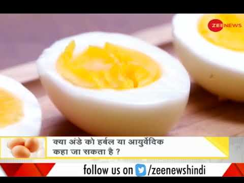 Watch: Ayurvedic DNA test of herbal egg