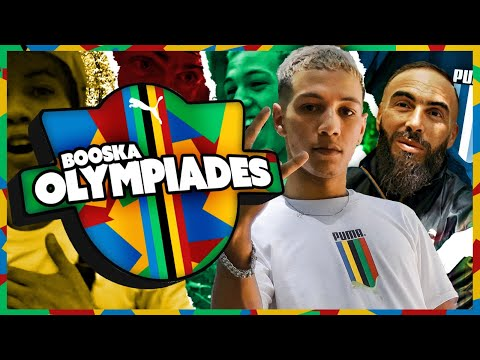 Youtube: Larry vs Médine: Les Booska'Olympiades!