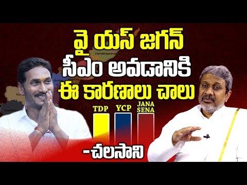 Will YS Jagan Win AP Elections? | Chalasani Srinivas | AP Politics | #YSRCP | #TDP | #Janasena