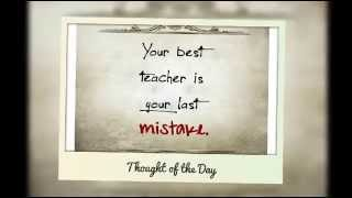 Beautiful Thought of the Day that make your day - Thought of the Month March 2015