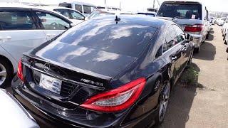 Müşterilerimizin Araçları; CLS63 AMG Per., S500, S550, CL500 | Japonic Trade