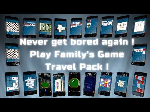 Family s Game Travel Pack Lite 홍보영상 :: 게볼루션