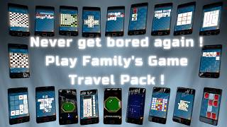 Family's Game Travel Pack