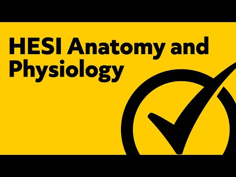 HESI Anatomy and Physiology Study Guide