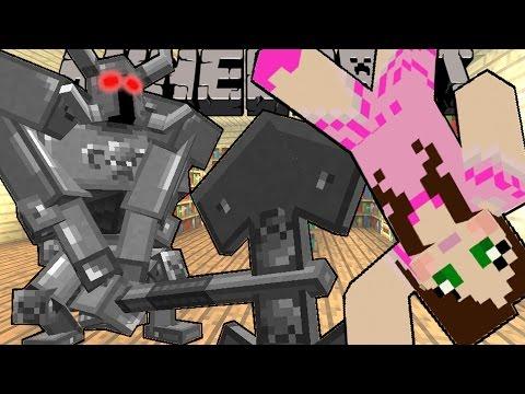 Minecraft: AXE SWINGING MANIAC! (EPIC ANIMATIONS & ABILITIES!) Mod Showcase
