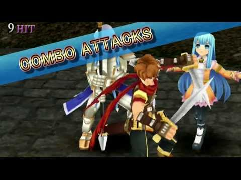 RPG Alphadia Genesis - Official Trailer