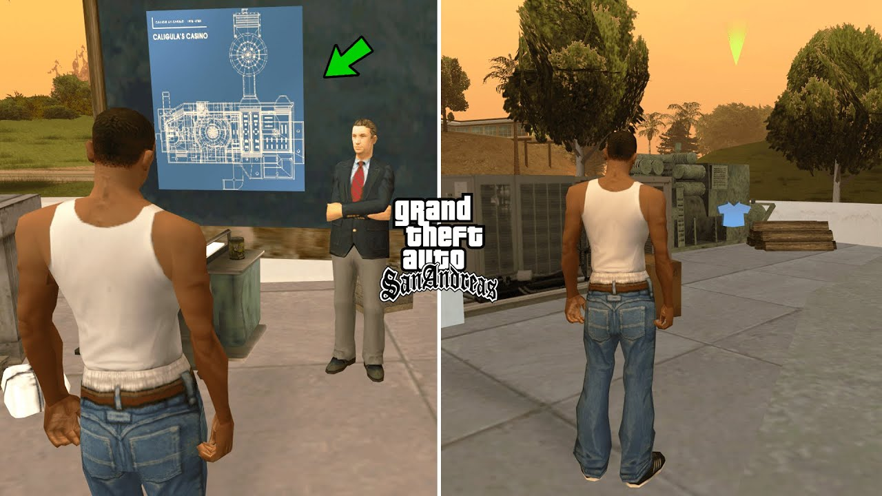 The Biggest Heist Mission in GTA San Andreas History! (Magical Forest)
