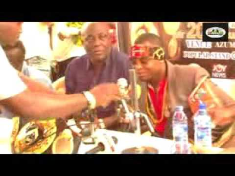 Isaac Dogboe vs. Michael Pappoe Press Conference