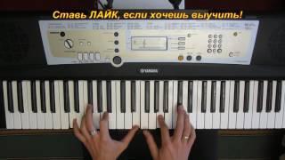 Сумерки River Flows Скачать ноты,аккорды для синтезатора,ф-но.Демонстрация пьесы,разбор,обучение