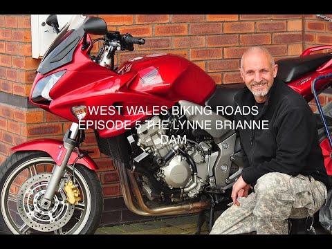 Welsh Biking Roads, Episode 5, The Llyn Brianne Dam