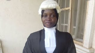 Video 22 year old Nigerian girl refuses to remove her hijab before being called to bar - Amasa  Firdaus download MP3, 3GP, MP4, WEBM, AVI, FLV Agustus 2018