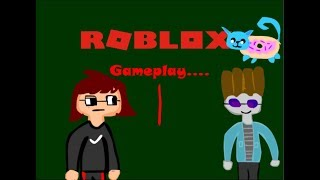 ROBLOX gameplay: Super bomb survival part I