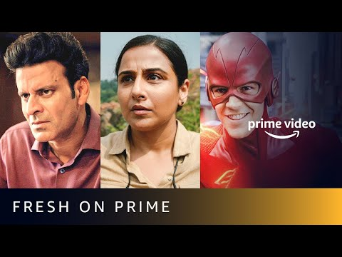 Fresh On Prime   Amazon Prime Video