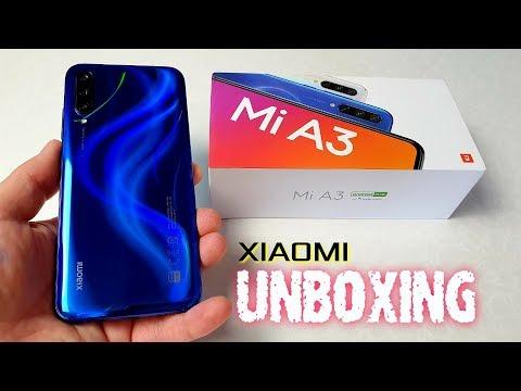 Встречайте Xiaomi Mi A3. Китайцы ПРИСЫЛАЮТ RU/VERSION. Эльдор@до в шоке!