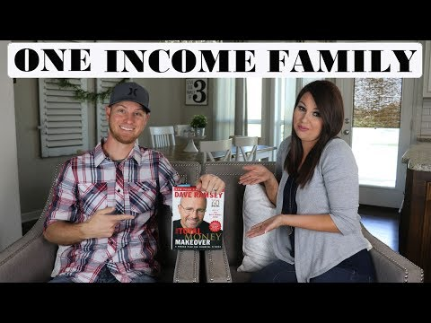 HOW TO BE A STAY AT HOME MOM | DAVE RAMSEY | ONE INCOME FAMILY