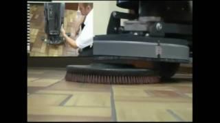 Minuteman E17, E20 Floor Scrubber