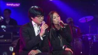 Sung Si Kyung & Lena Park - Something stupid (2007.10)