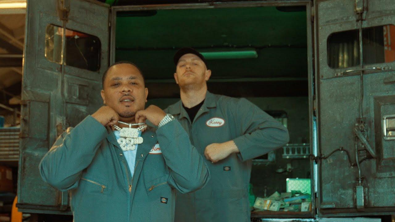 Offset Jim & Kenny Beats - Face Card (Official Video)