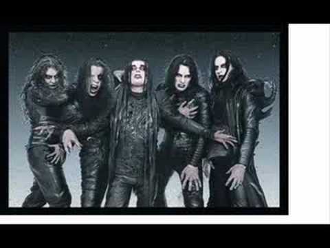 cradle of filth-black metal