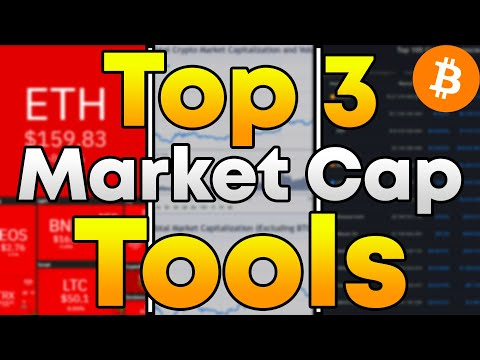 TOP 3 Cryptocurrency Market Cap, Prices & Charts Tools - Bitcoin Trading Strategy