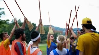 Quidditch For Muggles Is Now A Professional Sport