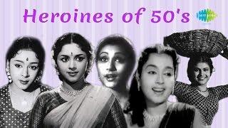 Heroines of 50