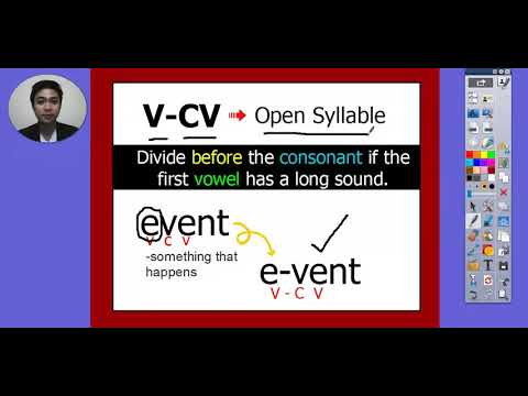Spelling 3 Words With Vcv Pattern