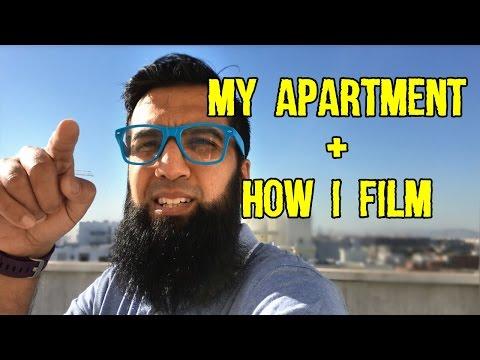Tour of My Tunis Apartment   Vlog #6   Azad Chaiwala Show