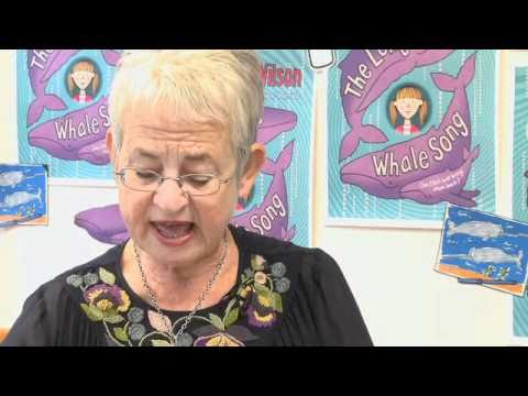 Jacqueline Wilson reads The Longest Whale Song