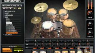 Studio Instruments Cakewalk - DEMO