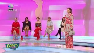 Bravo, ai stil! (27.03.2017) - Andreea i-a cucerit pe jurati cu tinuta asta! I-a venit ca turnata Video