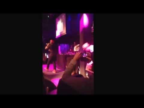 Blak Twang Dett Work South East live at Jazz Cafe London with Harry Love