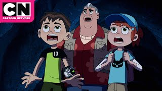 The Monsters In Your Head | Ben 10 | Cartoon Network