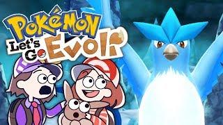 Arktos! | 21 | Pokémon Lets Go: Evoli