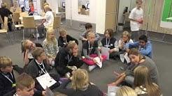 Yrityskylä tutustuttaa lapset työelämään ja yhteiskuntaan | Nordea Pankki