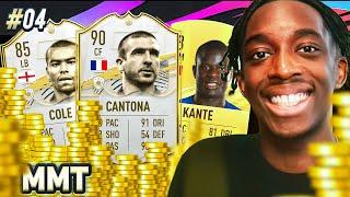 WE GOT 90 CANTONA! SPENDING 5 MILLION COINS TO IMPROVE THE TEAM!!! MMT S2 - #4