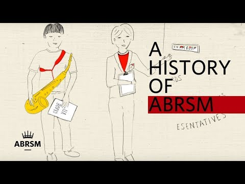 Welcome to ABRSM