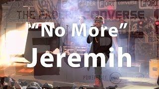 "Shlohmo & Jeremih, ""No More"" - Live at The FADER FORT chords | Guitaa.com"