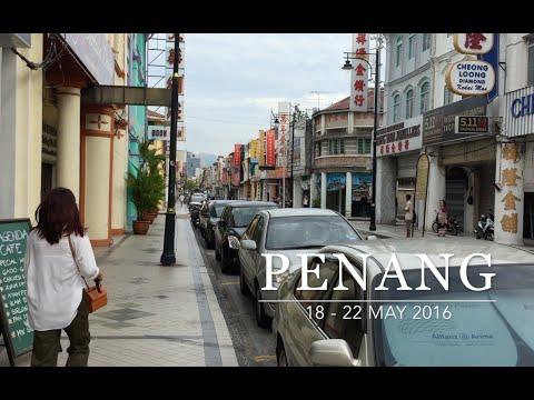 Travel | Penang, Malaysia