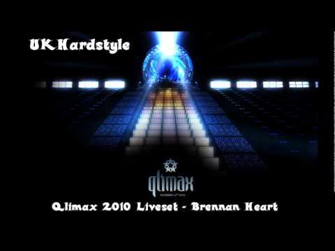 QLIMAX 2010 Liveset - Brennan Heart (Full Podcast)