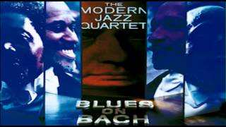 The Modern Jazz Quartet - Blues In A Minor