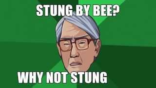 BEE - Asian Father