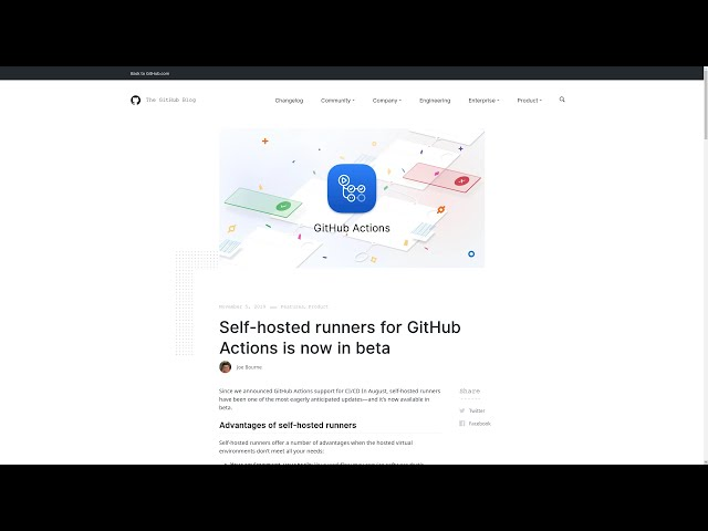 Deploying Self-hosted Runners for GitHub Actions